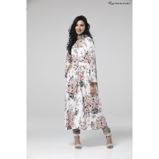 EPIC NEW TOFU BIAS CUT FLORAL PRINTED PARTY WEAR READY MADE SUIT