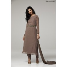 MOUSE STRAIGHT CUT READY MADE SALWAR SUIT
