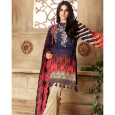 CHARIZMA STRAIGHT CUT READY TO WEAR PAKISTANI STYLE SALWAR KAMEEZ