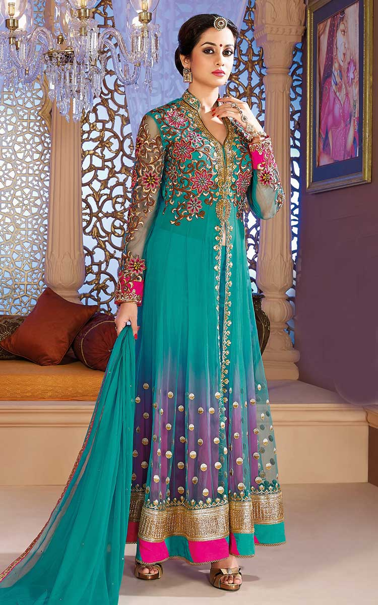 Buy Indian Clothes, Indian Suit, Indian Saree, Ready Made Suits Online.