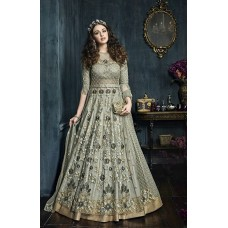 22001 LIGHT GREEN ZOYA CELEBRITY HEAVY EMBROIDERED INDIAN BRIDAL WEDDING LEHENGA